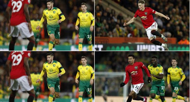 Man Utd Cruise Past Norwich Despite Missing Two Penalties