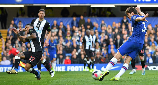 Alonso Strike Gives Chelsea Victory Over Newcastle