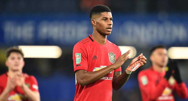 Manchester United's Confidence On The Rise, Says Rashford