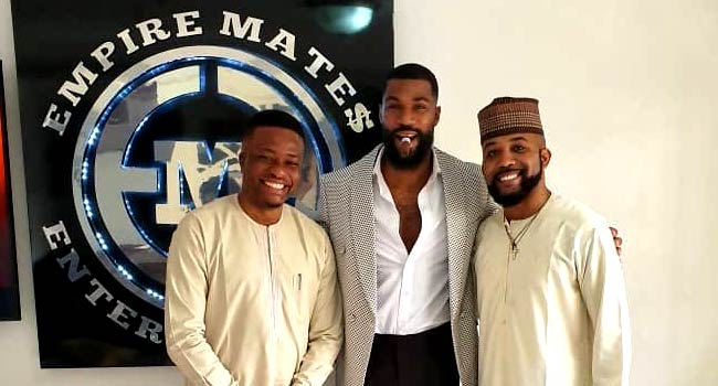 BBNaija's Mike Joins EME Management