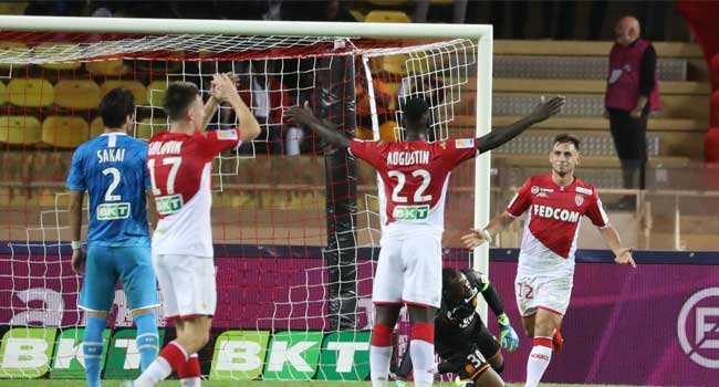 Monaco Pile On Misery For 'Disgraceful' Marseille With League Cup Win