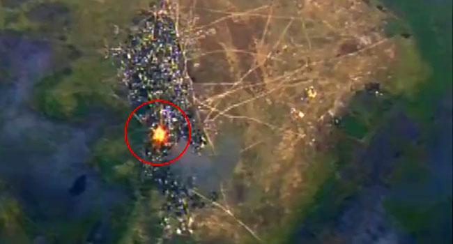 NAF Jets Kill 'Several Terrorists' In Borno Community