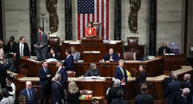 US House Formalises Trump Impeachment Process In Landmark Vote