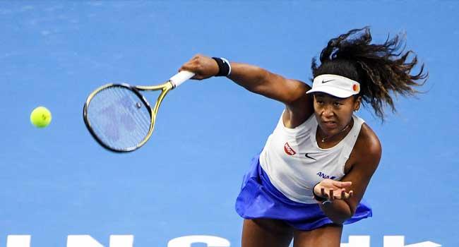 Osaka Ends Wozniacki's China Open Reign To Set Up Barty Final