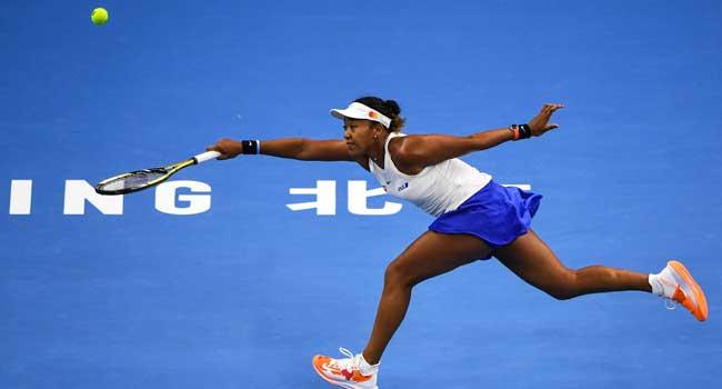 Osaka Sweeps Into China Open Final