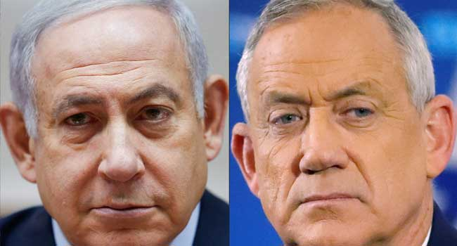Netanyahu Says Cannot Form Israel Govt, Asks Opponent To Try