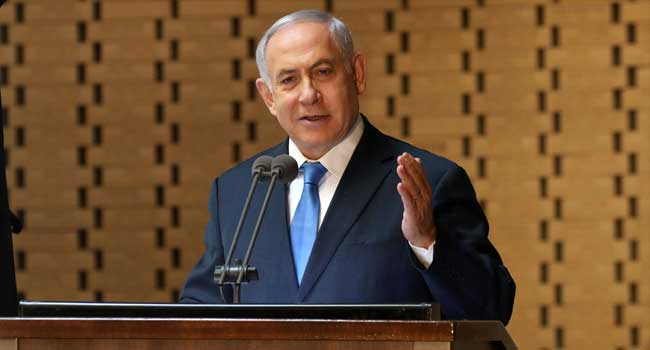 Netanyahu Asks Uganda To Open Jerusalem Embassy
