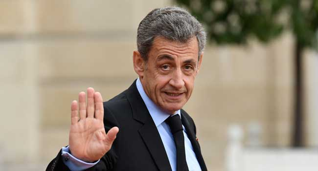 French Ex-President Sarkozy To Face Trial Over Corruption