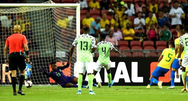 Casemiro Denies Super Eagles Victory Over Brazil