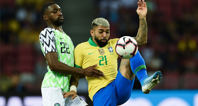 Draw With Brazil Is Huge Boost For Super Eagles, Says Rohr
