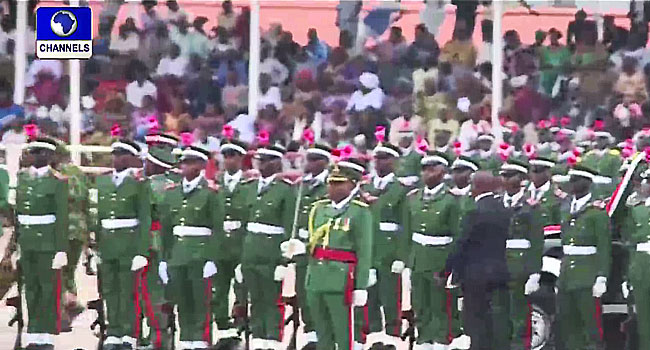 National Security: Nigerian Army Recruits 5,000 Soldiers