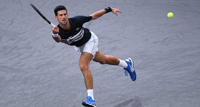 Djokovic Sets Up Tsitsipas Clash As Dimitrov Beats Thiem