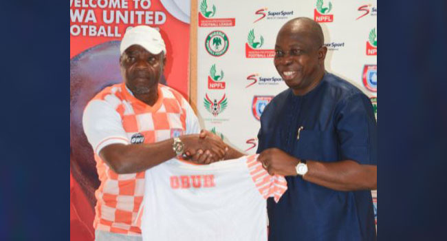 Akwa United Can Win The League Title, Says Obuh