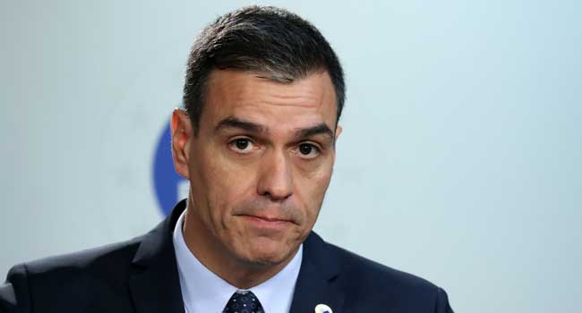 Spanish PM Seeks Final Two-week Lockdown Extension
