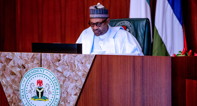 FG Will Do Everything To Look After Families Of Slain Officers, Says Buhari