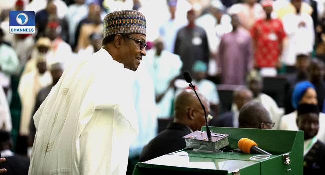 Nigeria's Economy Has Experienced Nine Consecutive Quarters Of GDP Growth – Buhari