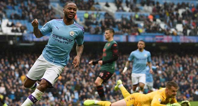 Premier League: Sterling Stars As Man City Beat Aston Villa