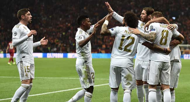 Kroos Stars As Real Madrid Beat Galatasaray In Champions League