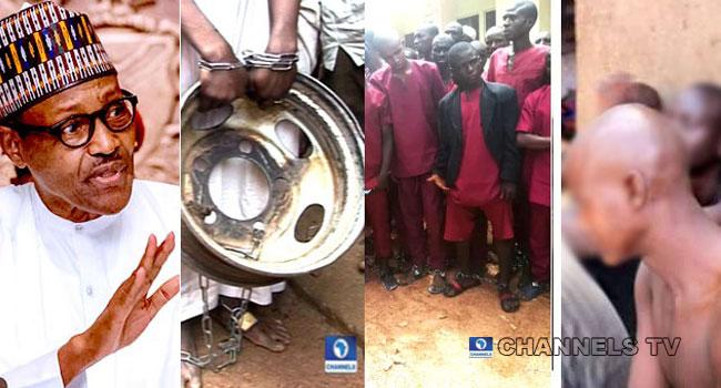 Fake Rehabilitation Centre: I Will Not Support Criminality Under Any Guise, Says Buhari