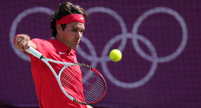 Federer To Compete At Tokyo Olympics