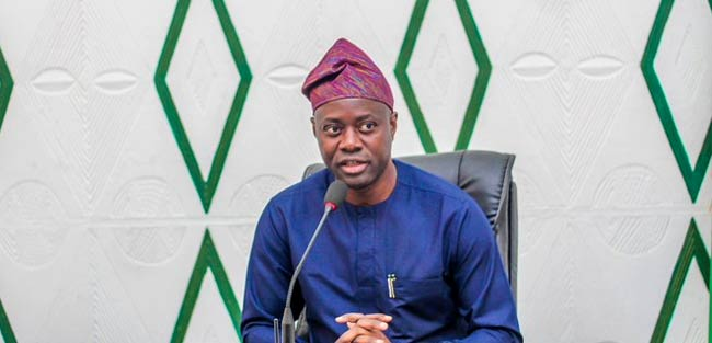 BREAKING: Gov Seyi Makinde Tests Positive For COVID-19 – Channels ...