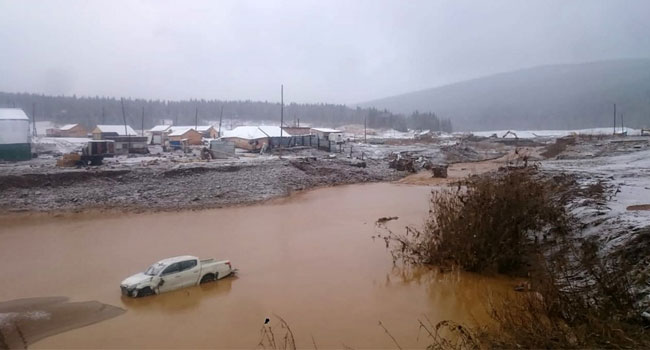 13 People Die In Dam Failure At Siberian Gold Mine – Ministry