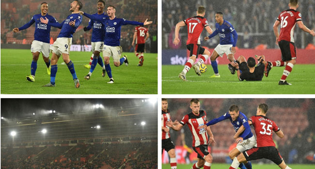 Southampton Players, Coaching Staff To Donate Wages After 9-0 Defeat To Leicester
