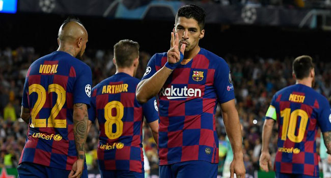 Tearful Suarez Says Goodbye To Barca Ahead Of Atletico Switch