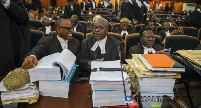 Supreme Court Commences Hearing On Atiku's Appeal