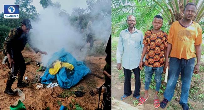 Soldiers Kill Bandit, Rescue Three Kidnap Victims In Kaduna