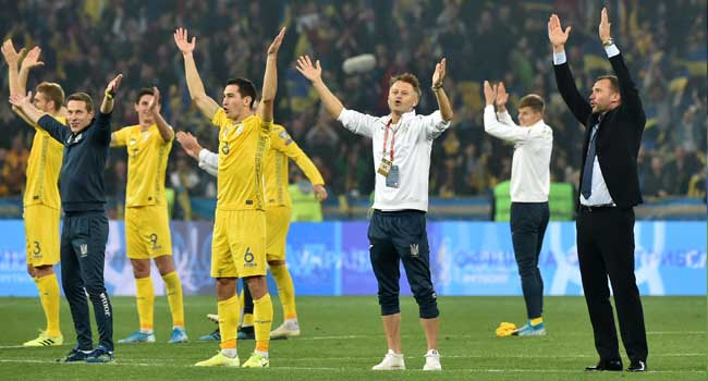 Euro 2020: Ukraine Qualify Despite Ronaldo's 700th Goal