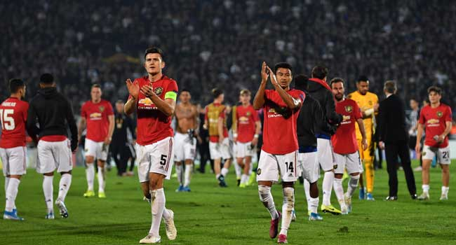 United Eke Out Rare Away Win On Emotional Day In Belgrade