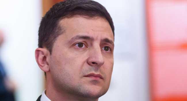 Ukraine President Offers $1 Million For COVID-19 Vaccine