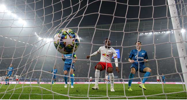 Sabitzer Stars As Leipzig Fight Back To Down Zenit