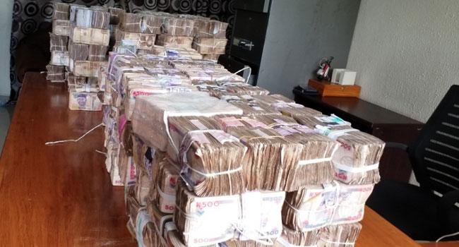 EFCC Recovers N65m From INEC Office In Zamfara