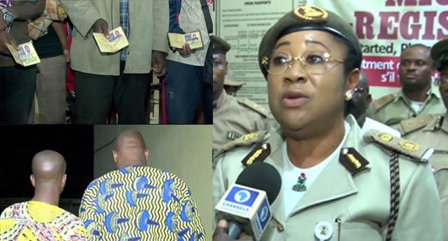 Six Illegal Migrants Arrested In Ogun