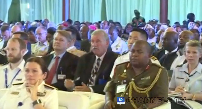 Global Maritime Security Conference Holds In Abuja