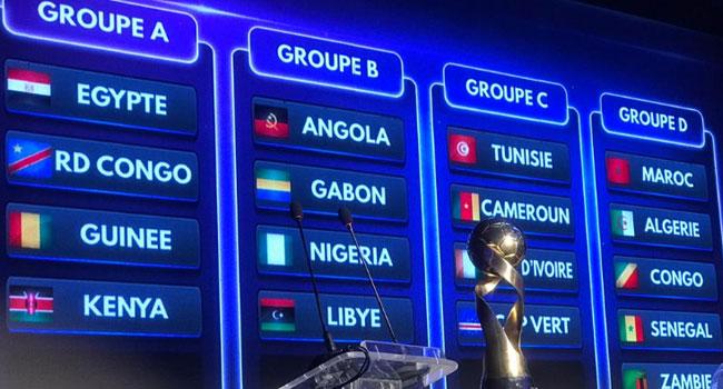 Nigeria To Play Angola, Gabon At Handball Nations Cup