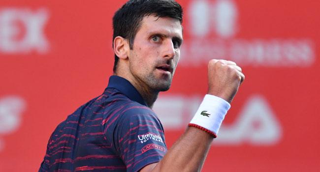 Djokovic Crushes Tsitsipas To Set Up Dimitrov Semi-Final In Paris