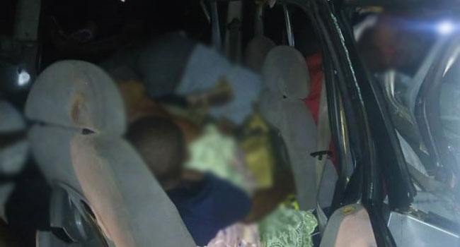 Five Dead, Two Injured In Road Accident Along Ondo/Ore Highway