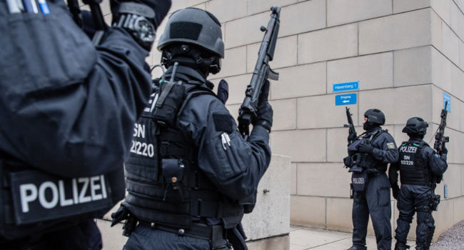 At Least Two Killed In Shooting In Germany's Halle – Police