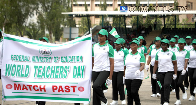 Nigeria Celebrates World Teachers' Day
