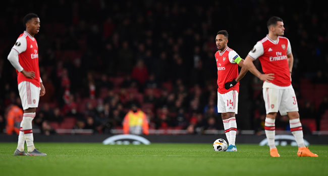 Arsenal Interim Boss Ljungberg Unsure About Managing Full-Time