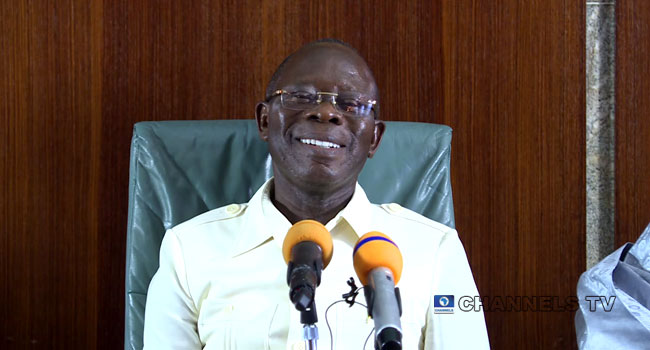 I Did Not Teach Obaseki, Shaibu How To Lose Elections – Oshiomhole