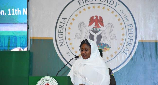 Aisha Buhari Hosts Prayer Session For Nigeria