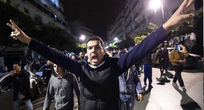 Algerians Protest Against December Presidential Poll