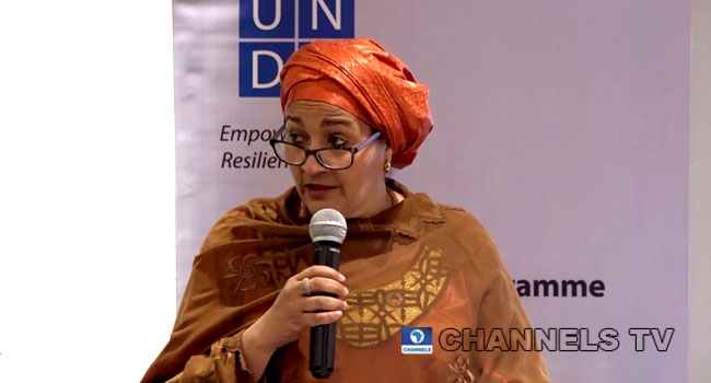 Irregular Migration: Nigeria's Development Is Failing Young Citizens, Says Amina Mohammed