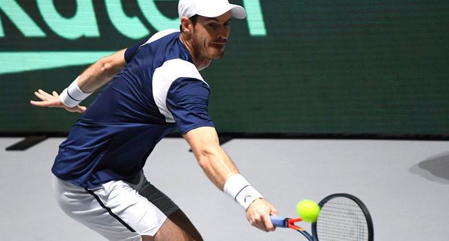 Davis Cup:Murray Leads Britain To Opening Win