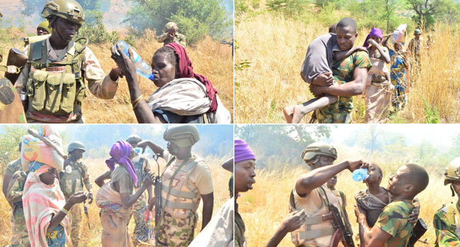 Army Subdues Boko Haram Fighters, Rescues Eight In Borno