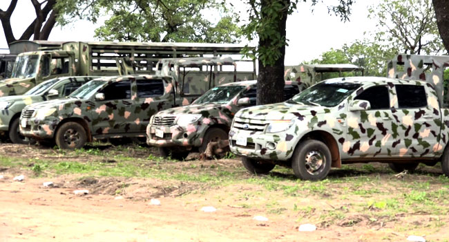 Many Insurgents Killed, 16 Surrender As Army Loses Two Personnel